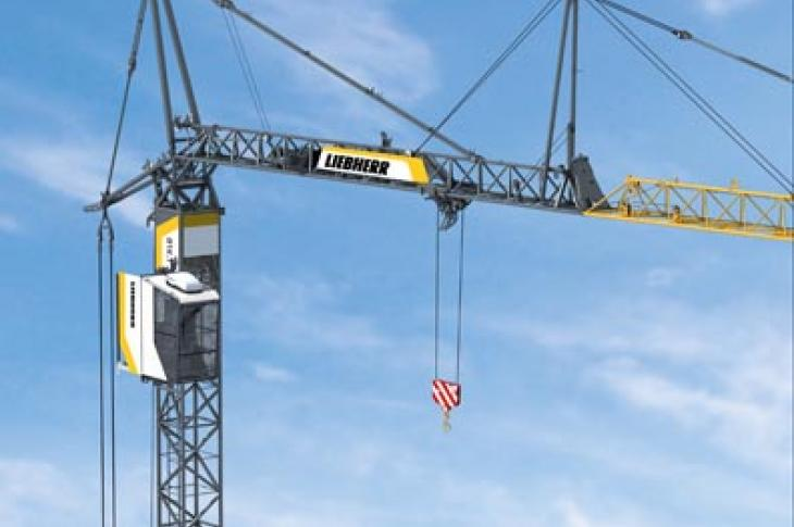 Liebherr 81 K.1 Tower Crane