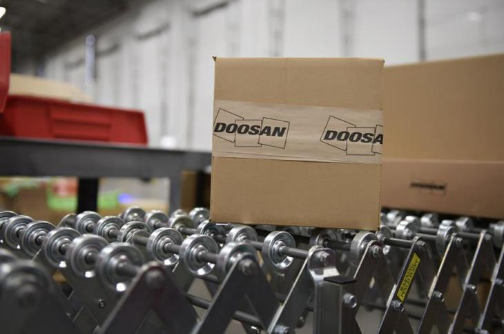 This distribution center triples the company's parts inventory, benefitting dealers and customers in the Western U.S. and Canada.