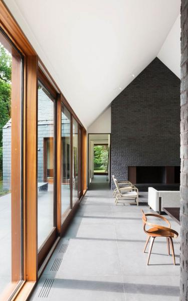 Ziger Snead Architects Baltimore Slate House