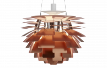 louis poulsen artichoke lighting pendant