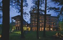 One with nature: Stunning custom homes that make the most of their natural surro