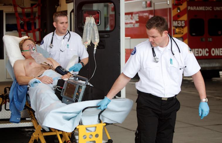 Stryker has recalled its LifePak 15 defibrillator-monitor system because it may lock up after delivering a shock to a patient. The defibrillator was originally made by Physio-Control, before being purchased by Stryker.