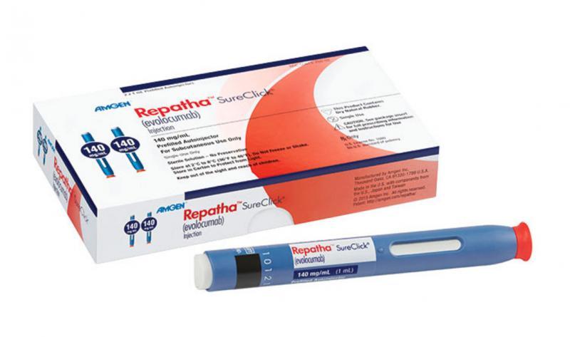 Evolocumab, Repatha, LDL, ACC late breaker, best LDL lowering drug