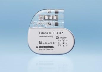 Biotronik Announces U.S. Launch of Edora HF-T QP CRT Pacemaker