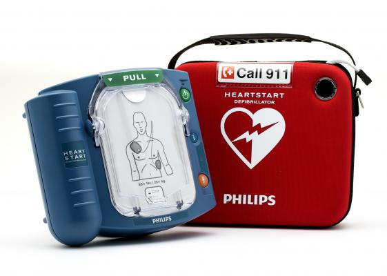 Philips Receives FDA PMA for HeartStart OnSite and