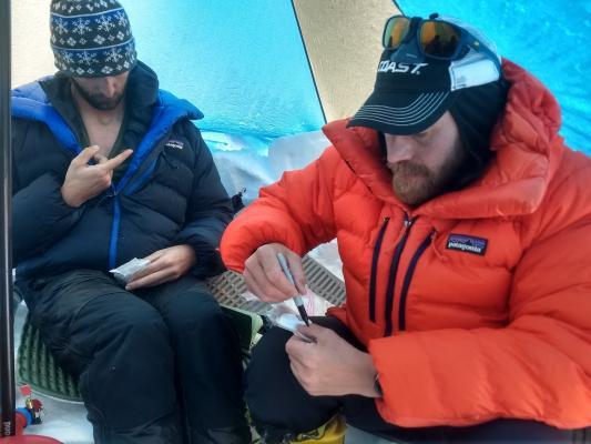 Cardea Solo Wearable ECG Collects High-Altitude Cardiac Data on Denali Expedition