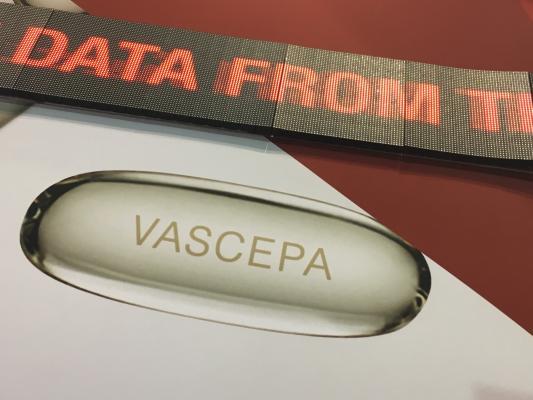 FDA Grants Priority Review for Vascepa sNDA