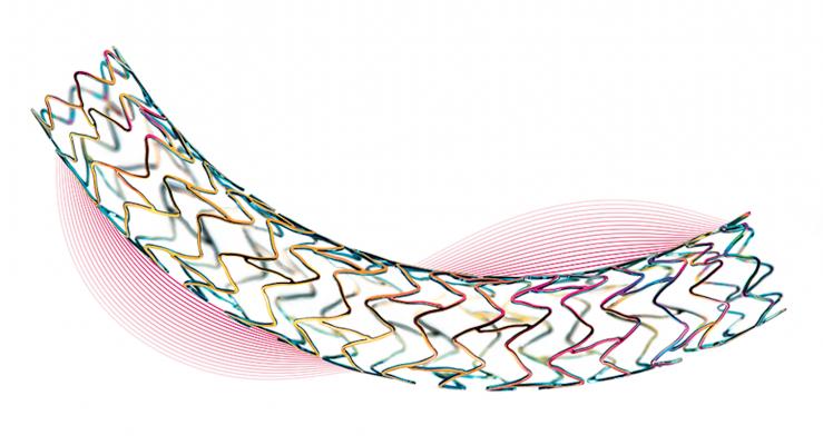 The Biotronik Osiro is an ultra thin strut, sirolimus-eluting stent. #TCT2018