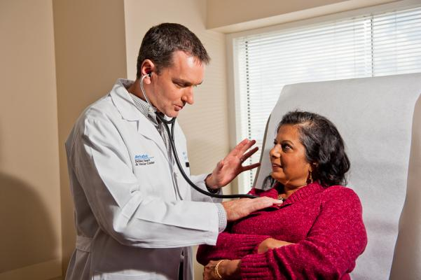 Angina Linked with Abnormal Heart Blood Flow in Female