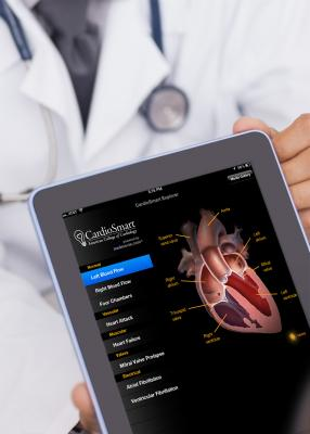 Cardiology Smart Phone Apps Speed Workflow, Improve Outcomes