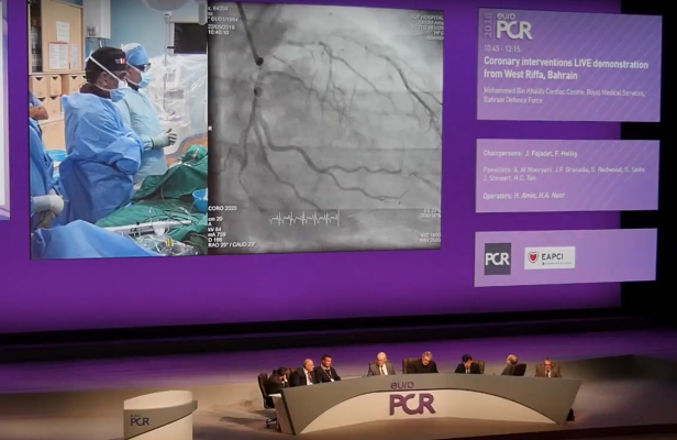 EuroPCR 2018 Late-breaking Trials in Interventional