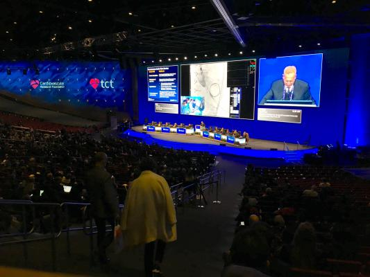 TCT 2017 Late-breaking Clinical Trial Presentations | DAIC