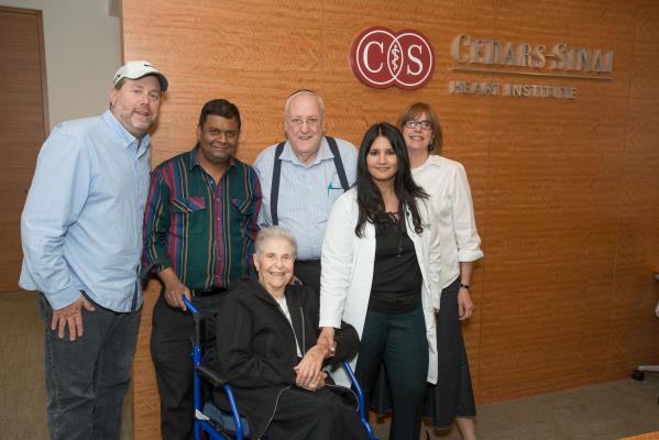 Cedars-Sinai Heart Institute Patient First in United States