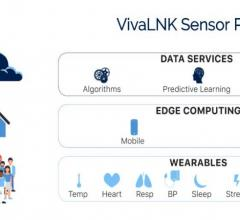 VivaLNK Launches IoT-Enabled Medical Wearable Sensor Platform