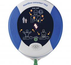 Physio-Control Launches HeartSine samaritan PAD 360P Automated External Defibrillator in United States