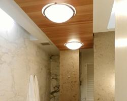 Randall Whitehead hallway lighting