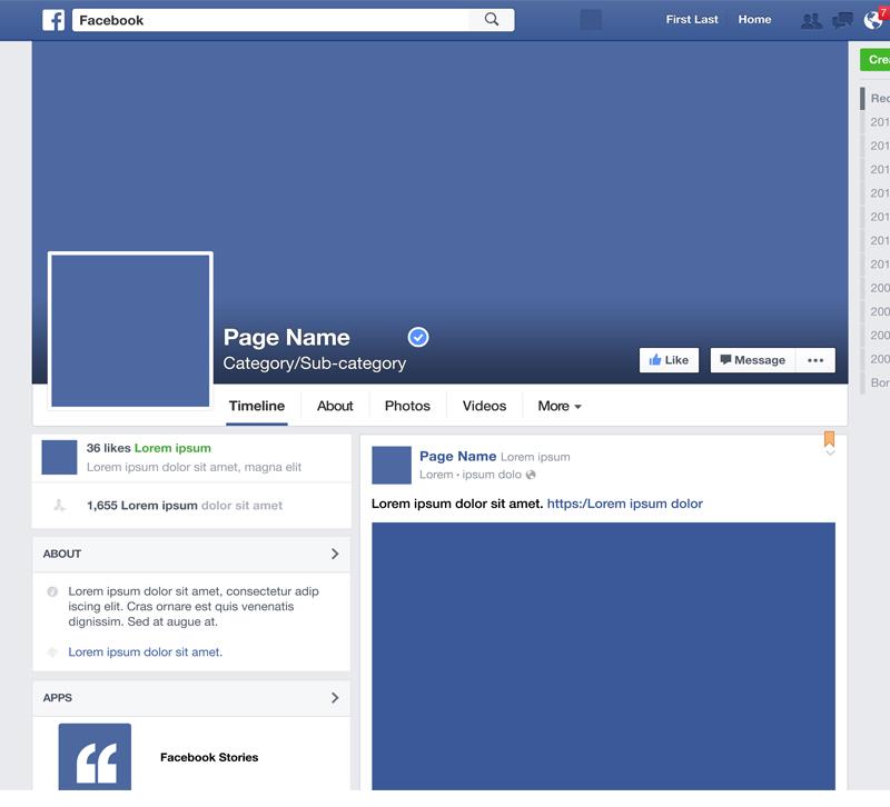 Facebook Ads Manager: Types of Ads | Furniture Lighting & Decor