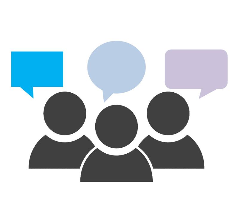 pixabay people giving feedback