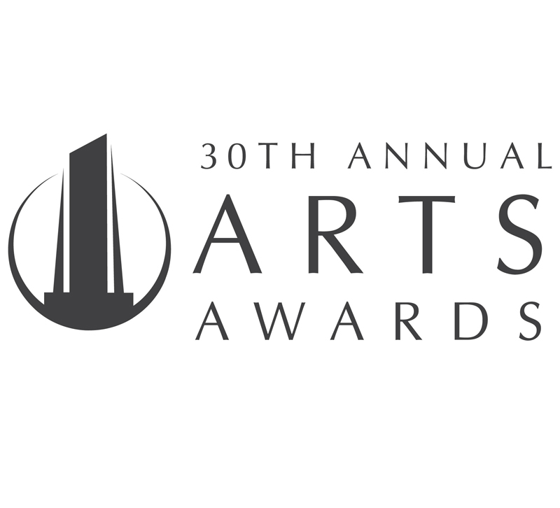 30th annual ARTS Awards logo