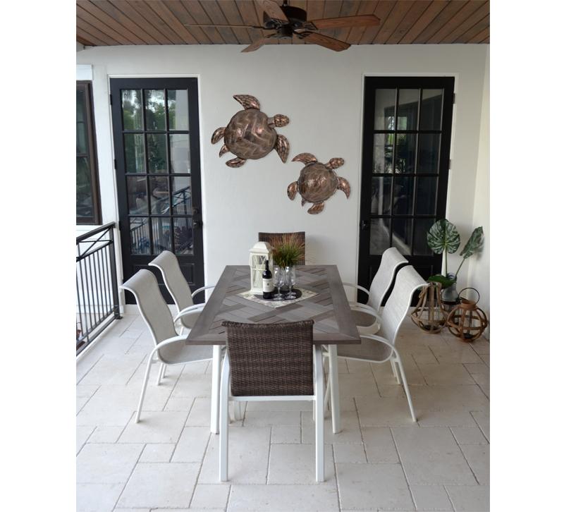Watermark Living patio set