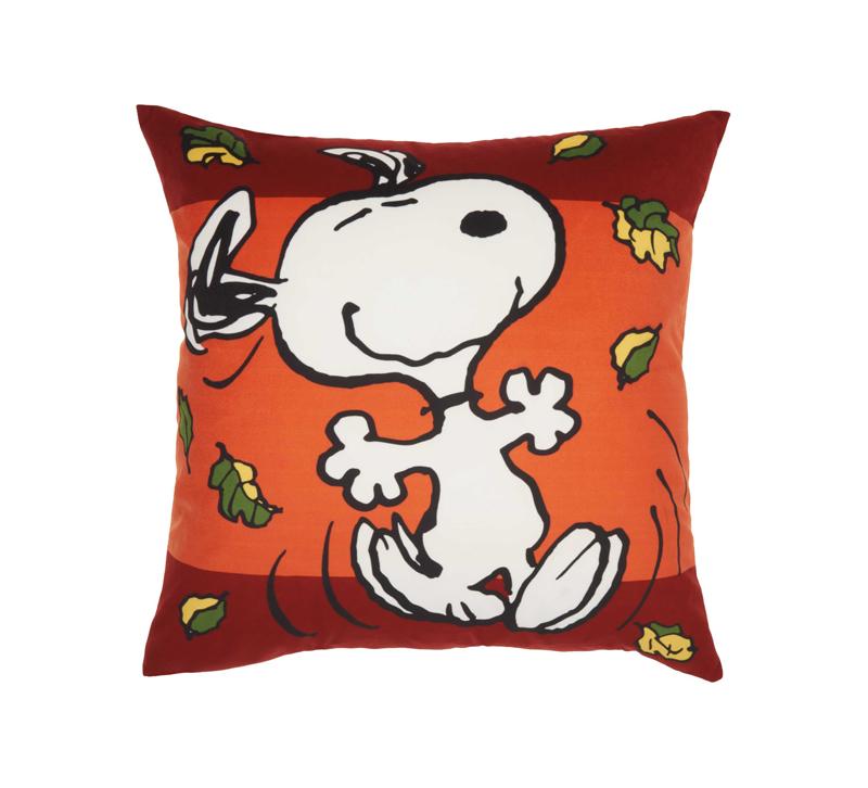 Nourison Pure Joy Peanuts pillow