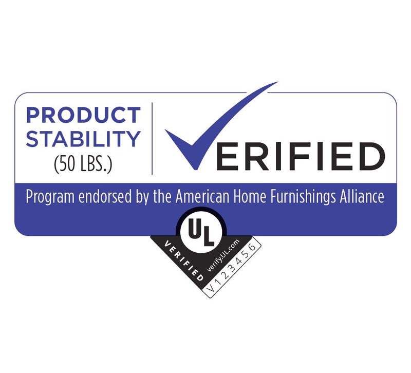 Product Stability Verified logo AHFA