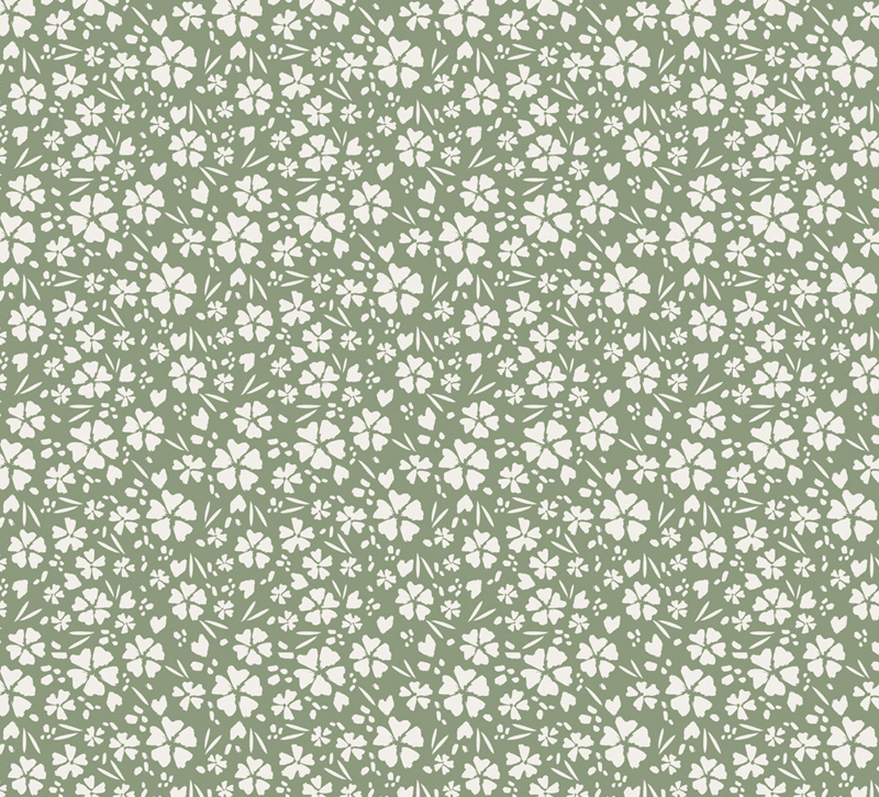 Tempaper Floral Fields swatch