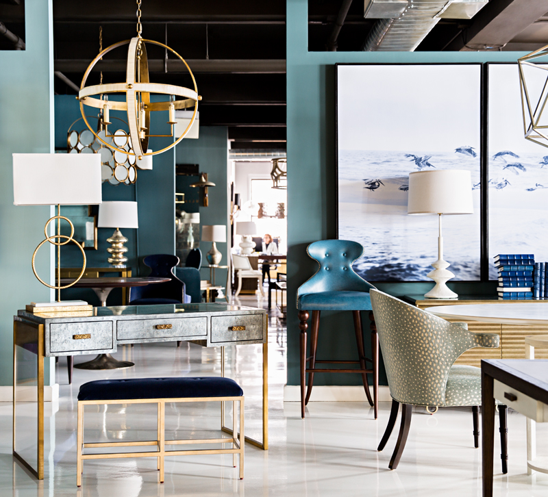 Julian Chichester And Mr Brown London S Shared Showroom E At The New York Design Center Offers A Glimpse Of What Will Have To Offer