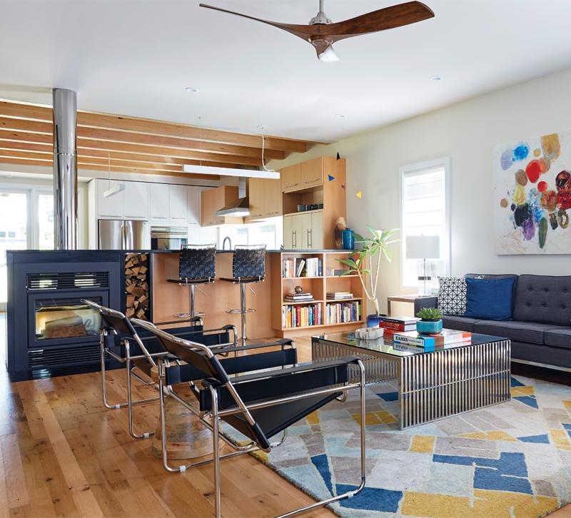 Theresa Dorlini home interior
