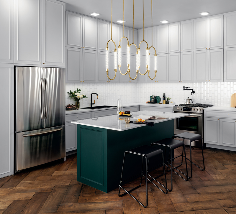 Kitchen Lighting Trends 2018: Kitchen Trends For 2019: What's Current In The Kitchen's