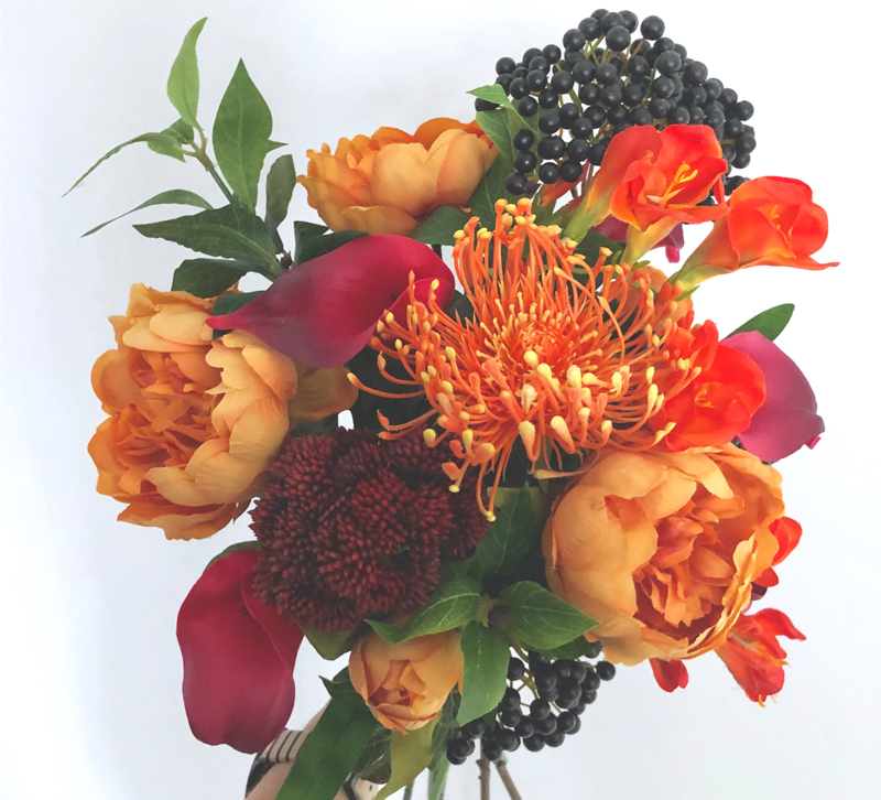 Woodham Blooms bouquet