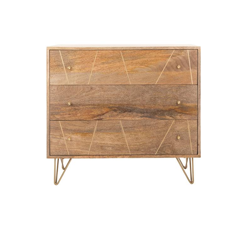 Safavieh Marigold three drawer chest