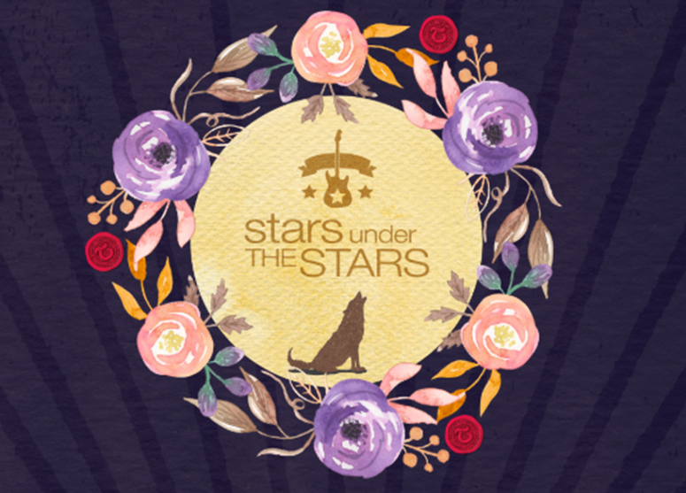 stars under the stars