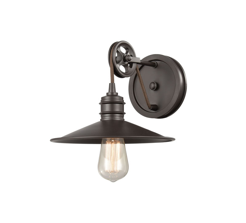 ELK Lighting Spindle wheel