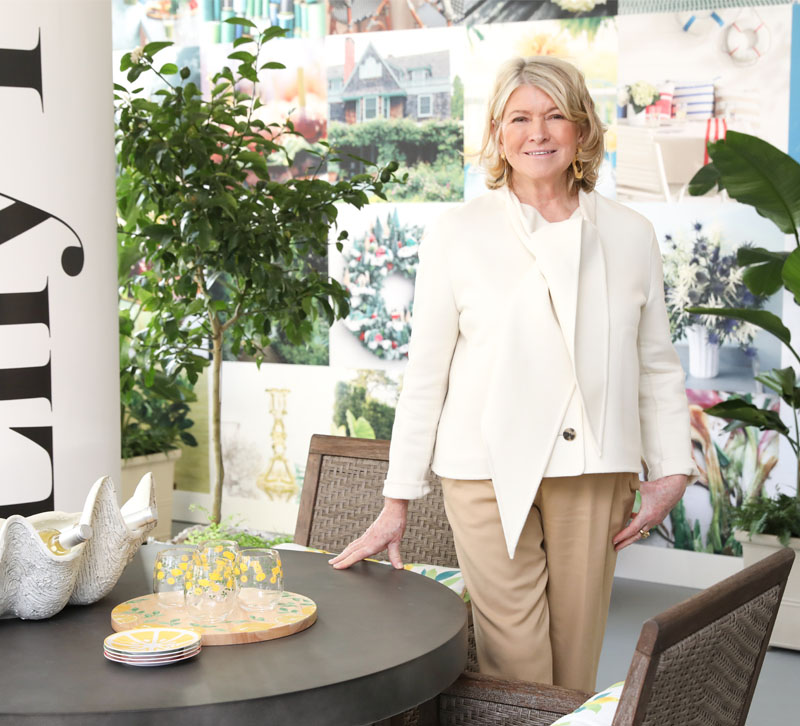 Martha Stewart brand acquired by Marquee Brands