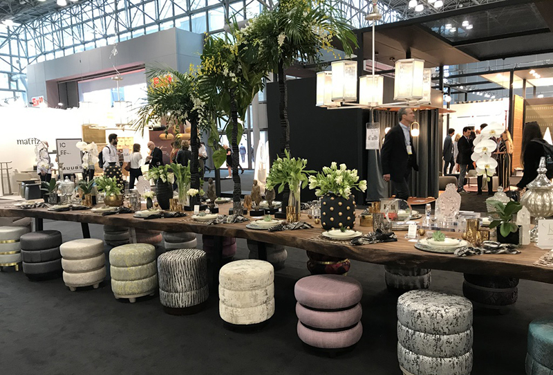 5 Trend Takeaways from ICFF 2019 | Furniture Lighting & Decor