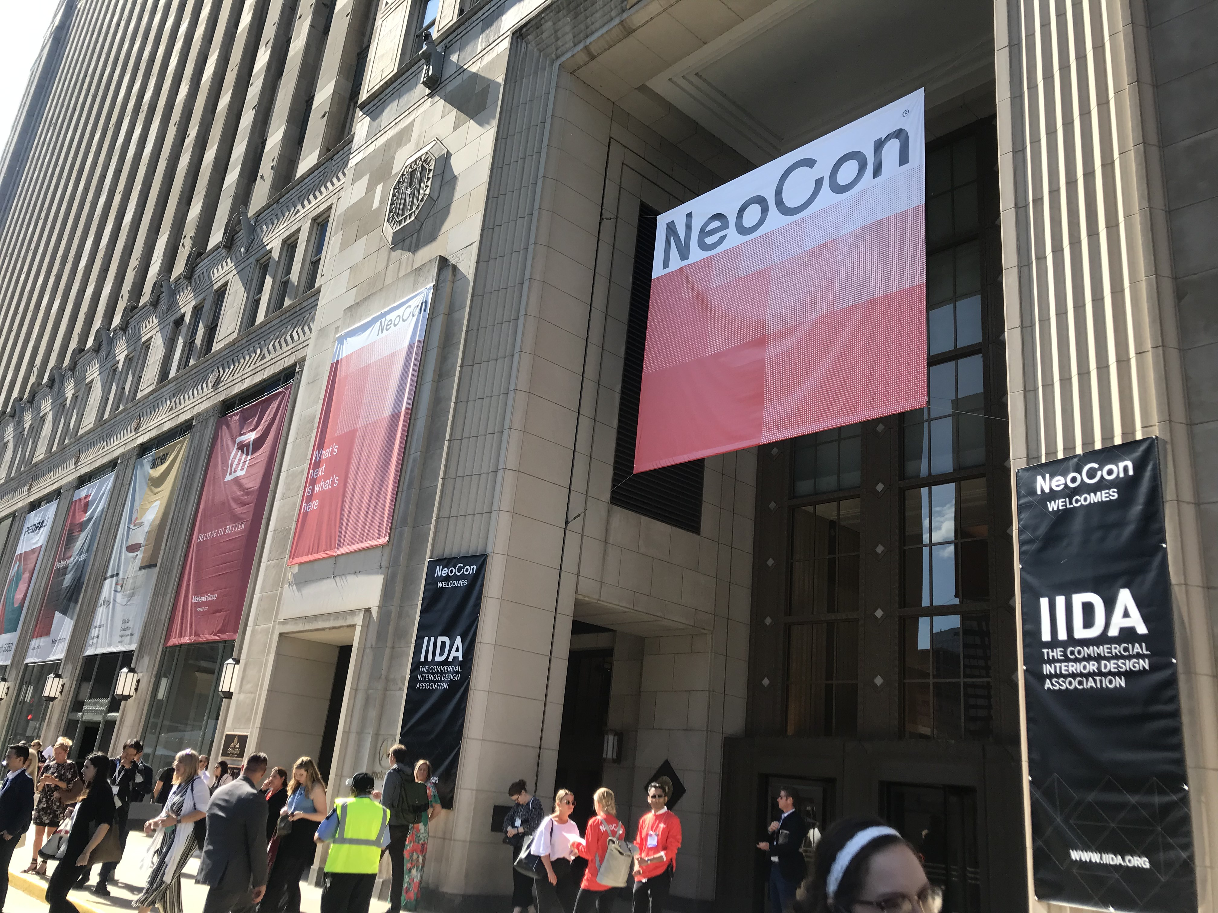 6 Commercial Design Trends from NeoCon 2019 | Furniture Lighting & Decor