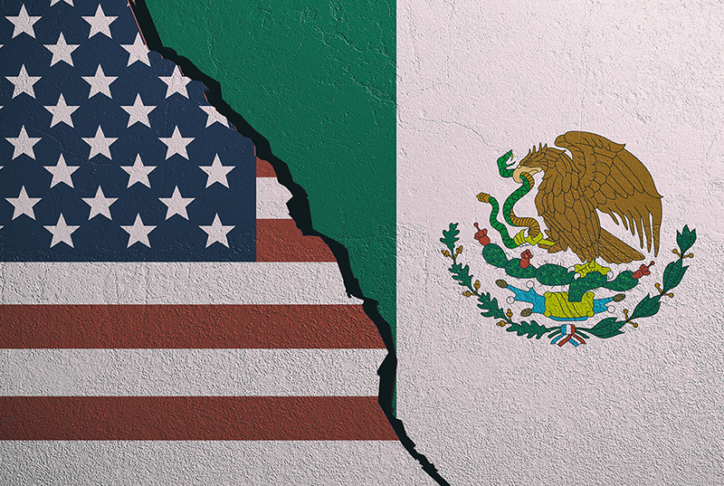 U.S. Mexico Tariffs