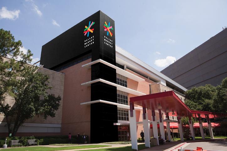 Dallas Market Center Discover CBD