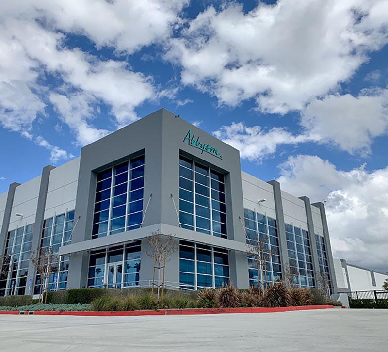 Abbyson new distribution facility