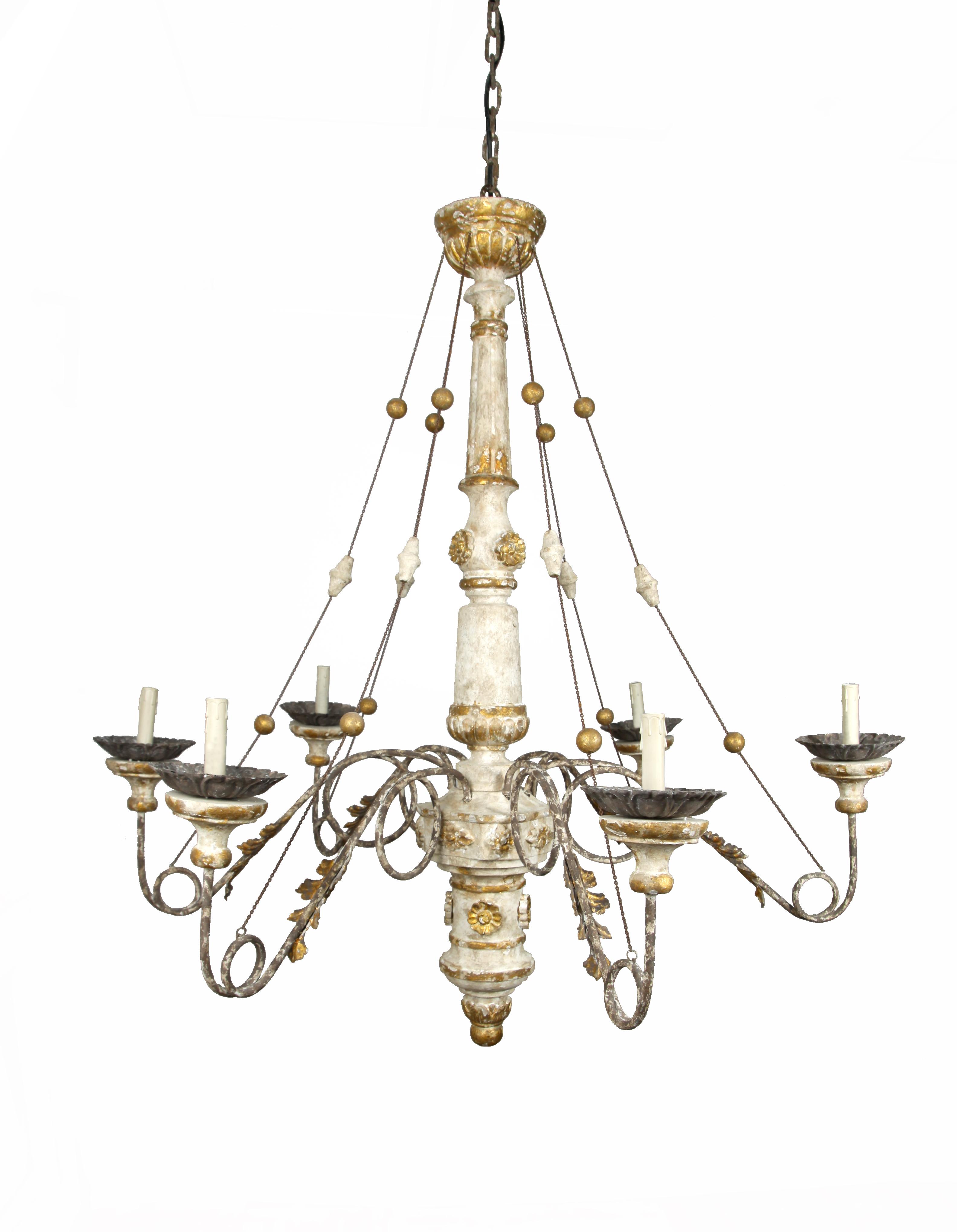 Bliss Studio Valeria candelabra chandelier