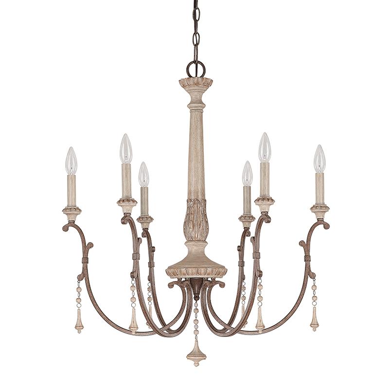 Capital Lighting Fixture Co. Chateau chandelier