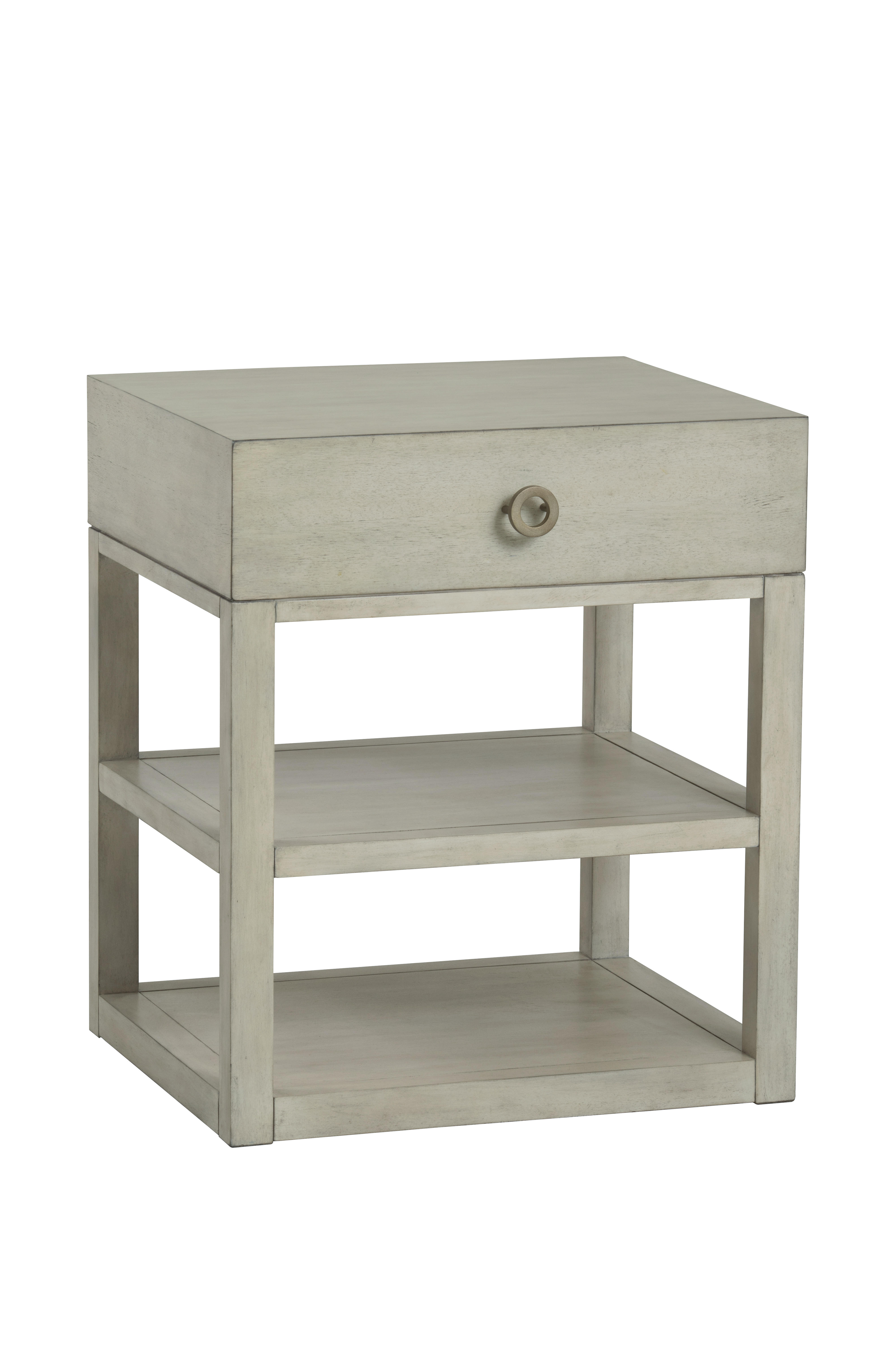 Curate Home Leeward tier small end table