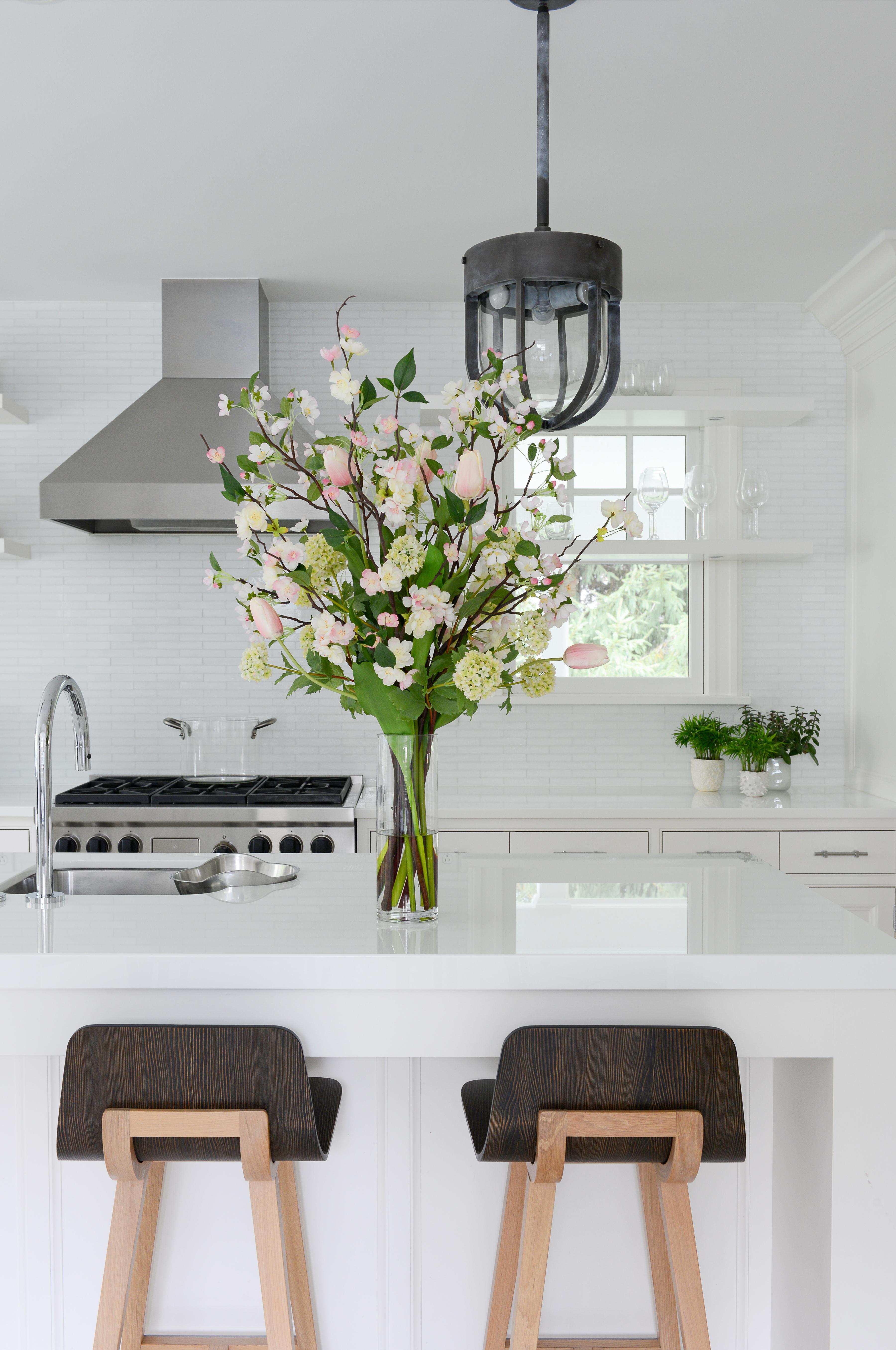 Diane James Home arrangement