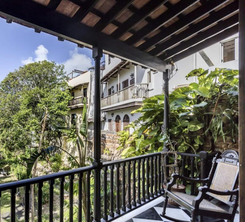 Old San Juan Historic Landmark buidling