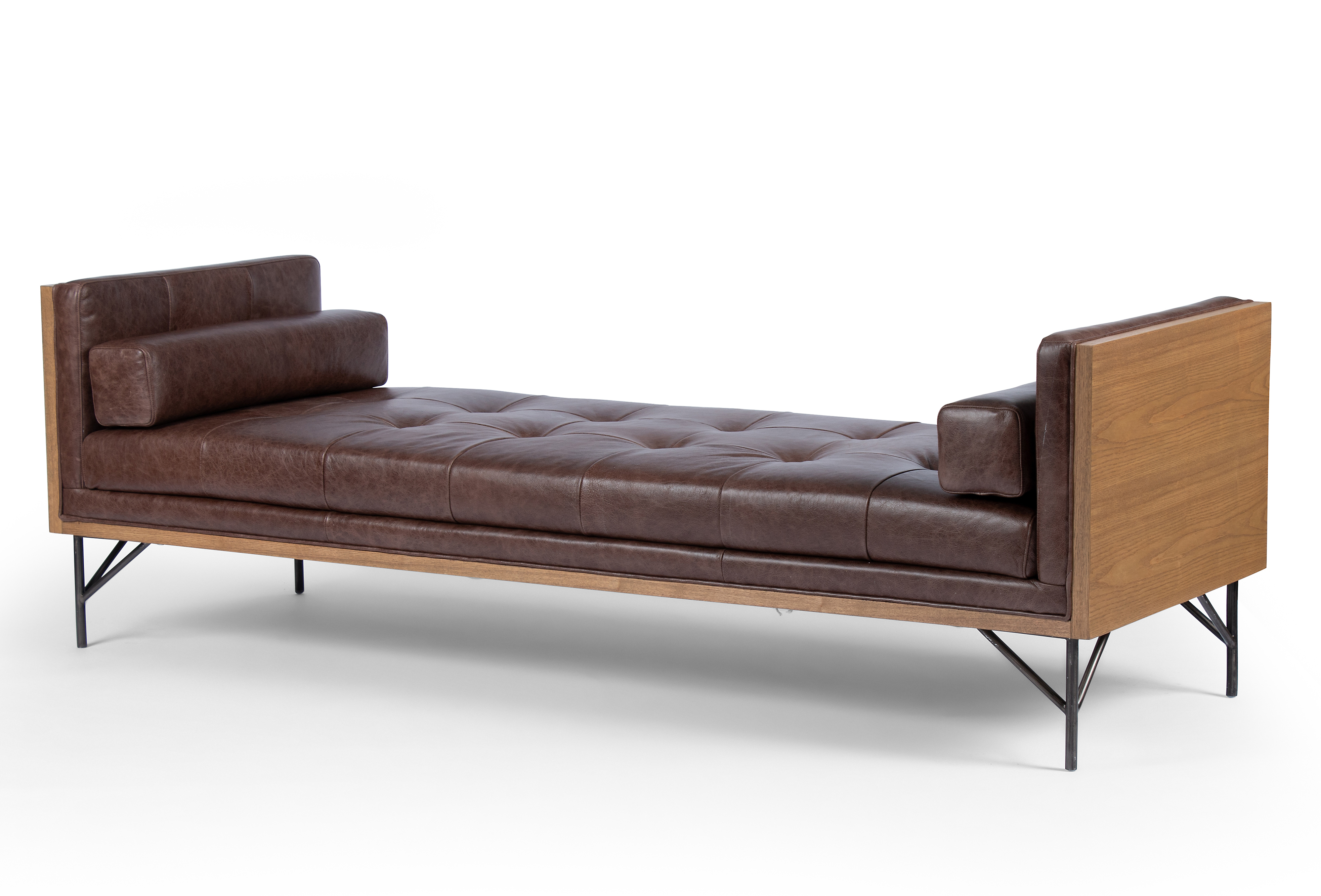 Four Hands Holden chaise