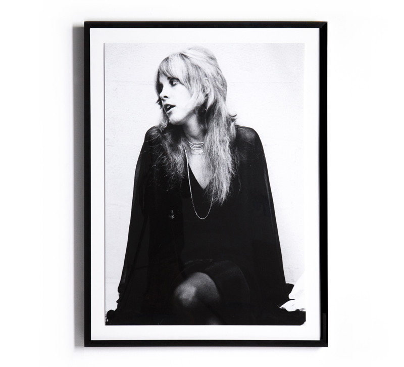 Stevie Nicks photo print from Four Hands