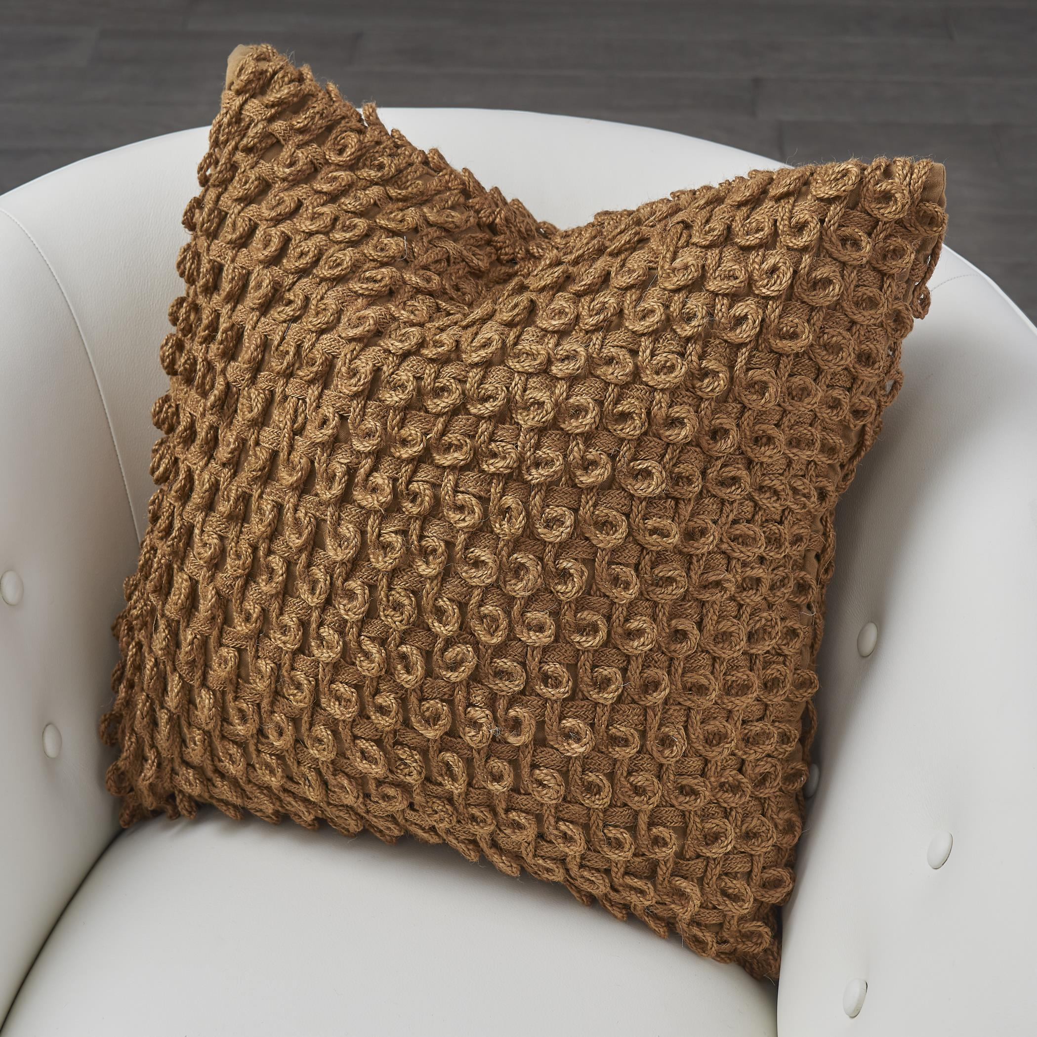 Global Views Loop pillow