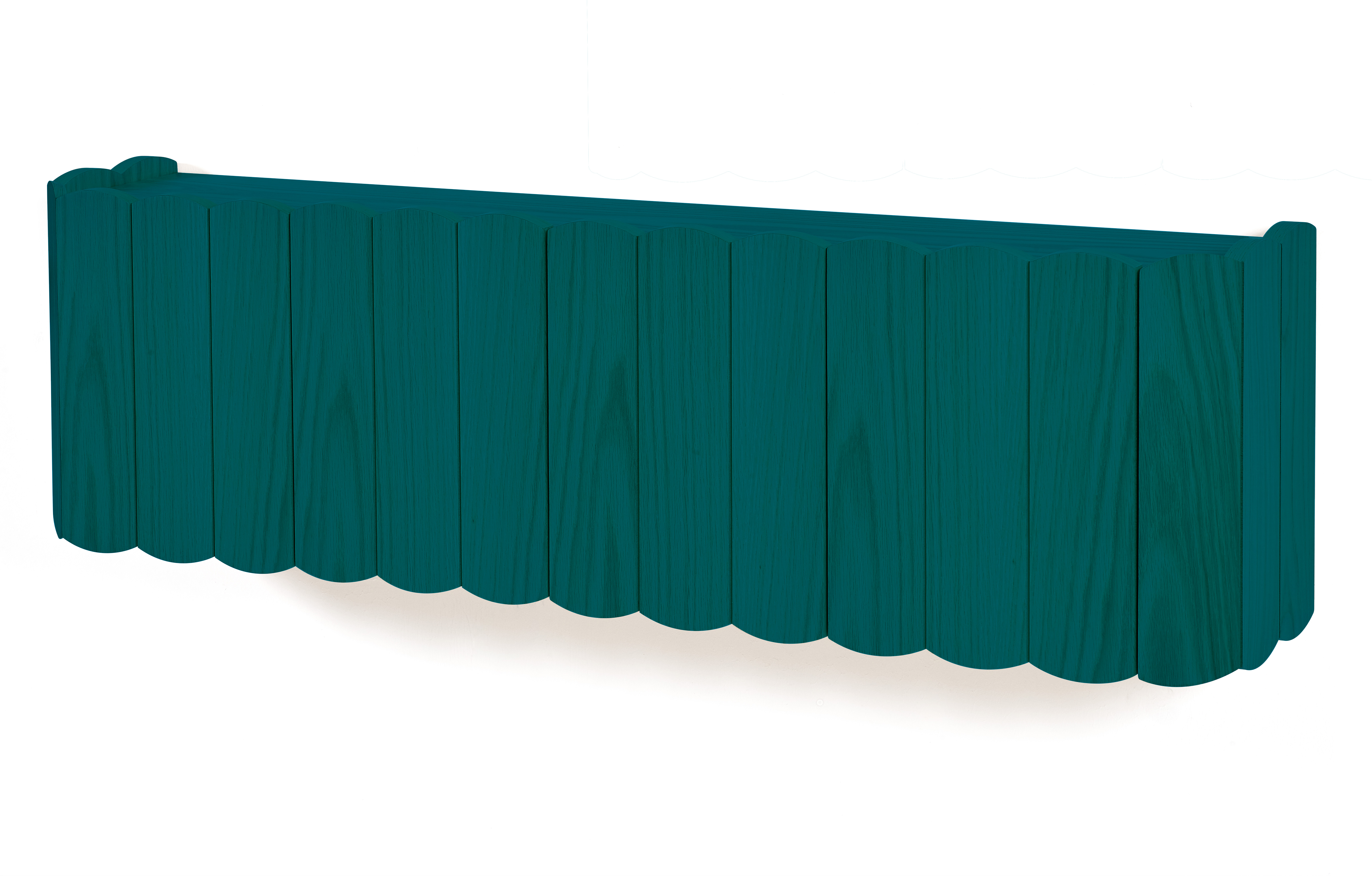 Harto Design Fanny shelf Petrol Blue