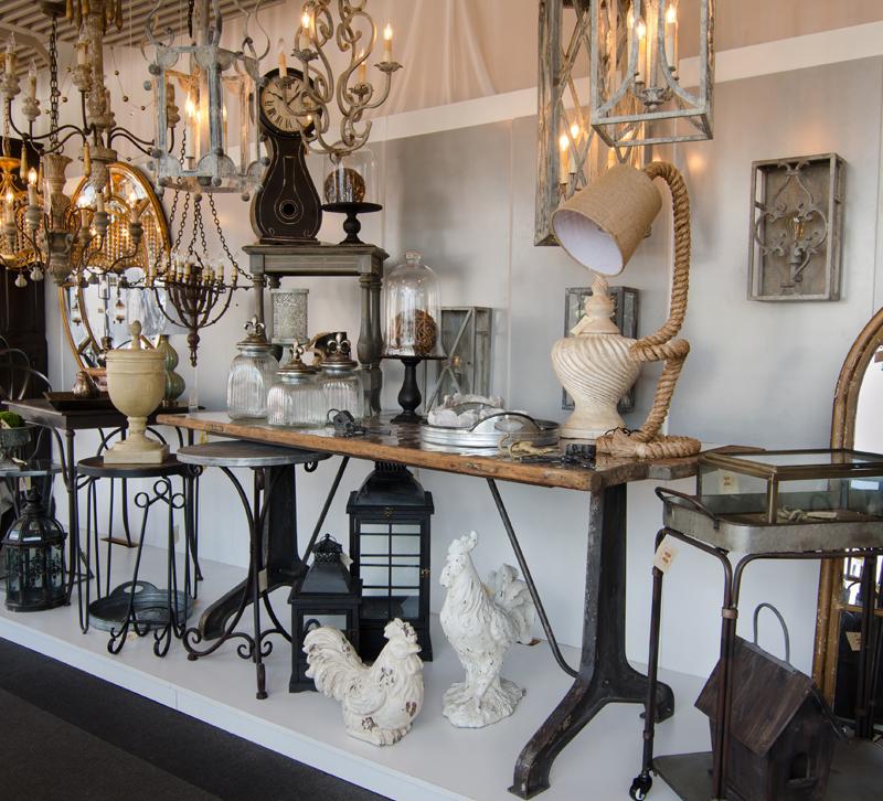 Hermitage Lighting Gallery Showroom